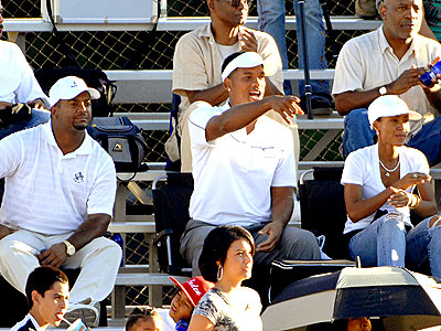 A BANNER DAY photo | Alfonso Ribeiro, Will Smith