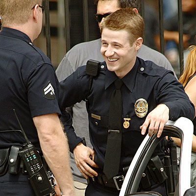 ON THE BEAT photo | Benjamin McKenzie