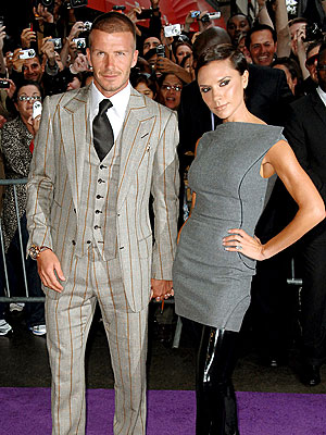 MIDTOWN MADNESS photo | David Beckham, Victoria Beckham