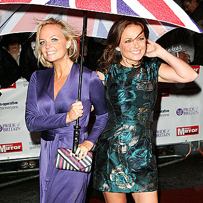 'PRIDE' & JOY photo | Emma Bunton, Geri Halliwell