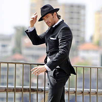 WELL SUITED photo | Hugh Jackman