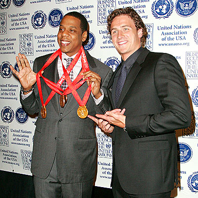 HEAVY MEDAL photo | Jay-Z