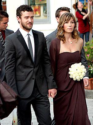 HERE COMES THE BRIDESMAID photo | Jessica Biel, Justin Timberlake