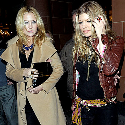 'NINE' LIVES photo  Fergie, Kate Hudson