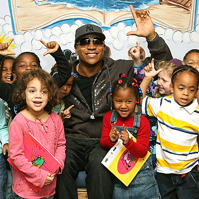 EASY READERS photo | LL Cool J
