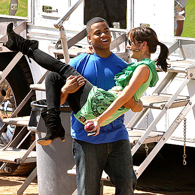 LIGHT ON HER FEET photo | Jessica Stroup, Tristan Wilds