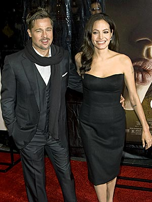 Premiere Partners photo | Angelina Jolie, Brad Pitt