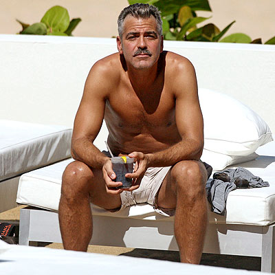 'RICO' SUAVE photo | George Clooney