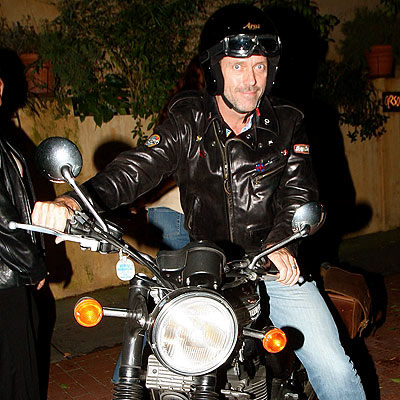 WILD HOG photo | Hugh Laurie