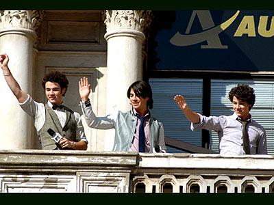 VIEW FROM THE TOP photo | Joe Jonas, Jonas Brothers, Kevin Jonas, Nick Jonas