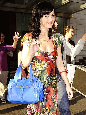 FLOWER GIRL photo | Katy Perry