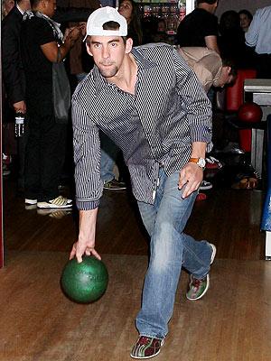 STRIKING DISTANCE photo | Michael Phelps