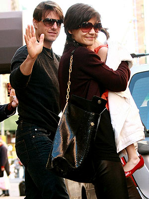 YOU HAD THEM AT HELLO photo | Katie Holmes, Tom Cruise