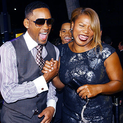 SHAKE ON IT photo | Queen Latifah, Will Smith