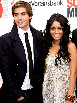 CLASS ACT photo | Vanessa Anne Hudgens, Zac Efron