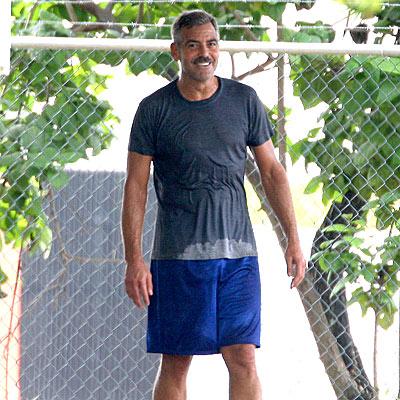 SUPER SOAKER  photo | George Clooney