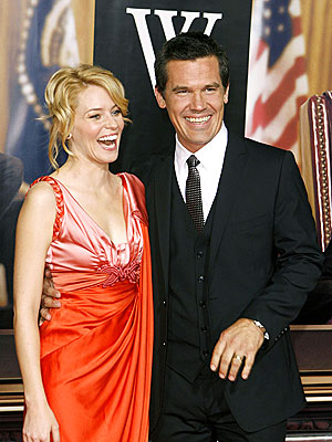 POLITICAL ACTION photo | Elizabeth Banks, Josh Brolin