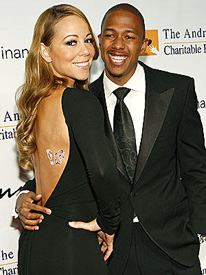 BLACK TIE AFFAIR  photo | Mariah Carey, Nick Cannon