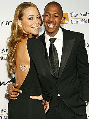 BLACK TIE AFFAIR  photo | Mariah Carey, Nick Cannon