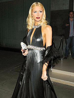 BELLE OF THE BALL photo | Paris Hilton