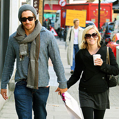 HAPPY GO LUCKY photo | Jake Gyllenhaal, Reese Witherspoon