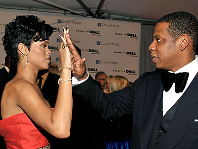 TAKE FIVE photo | Jay-Z, Rihanna