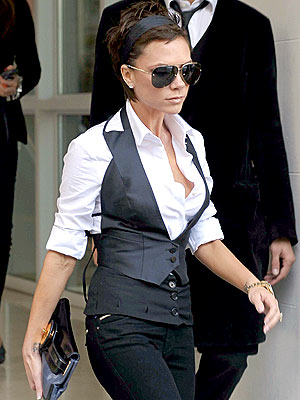 DESIGNING WOMAN photo | Victoria Beckham