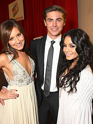 MAN IN THE MIDDLE photo | Ashley Tisdale, Vanessa Hudgens, Zac Efron