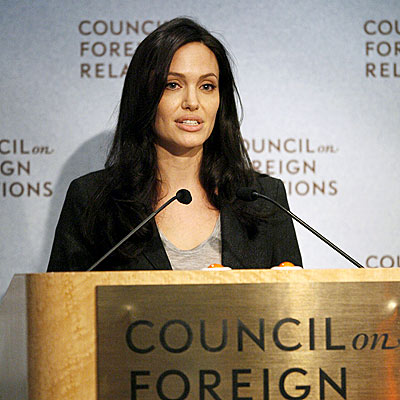 KEYNOTE SPEAKER photo | Angelina Jolie