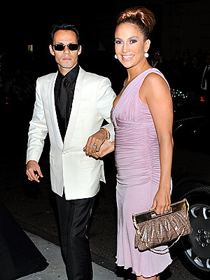 MODEL PARENTS photo | Jennifer Lopez, Marc Anthony