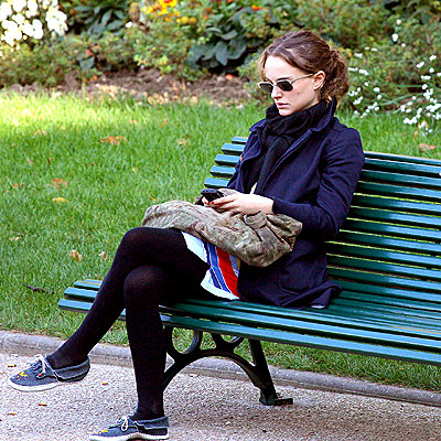 BENCH WARMER photo | Natalie Portman