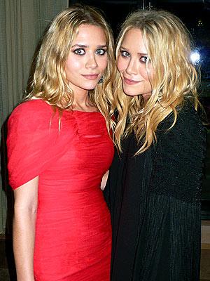 CHEEK TO CHEEK photo | Ashley Olsen, Mary-Kate Olsen