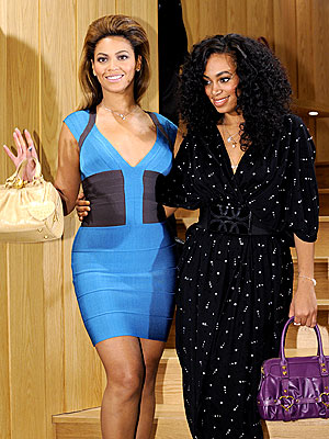 SISTER, SISTER photo | Beyonce Knowles, Solange Knowles