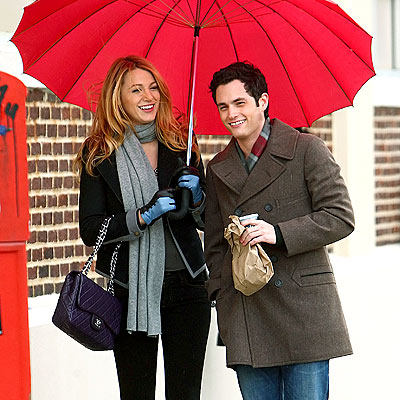 UNDER THE WEATHER photo | Blake Lively, Penn Badgley