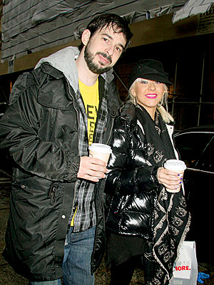 HANDS ON photo | Christina Aguilera, Jordan Bratman