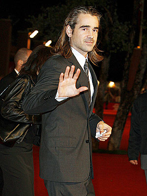MANE MAN photo | Colin Farrell