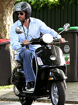 EASY RIDER photo | Hugh Jackman