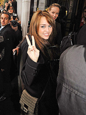 PEACE OFFERING  photo | Miley Cyrus