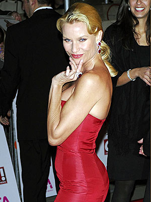 SIDE SHOW photo | Nicollette Sheridan
