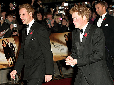 BROTHERLY 'BOND' photo | Prince Harry, Prince William
