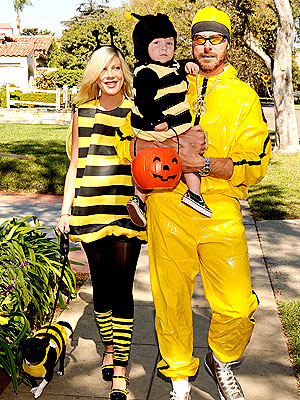 SAY YELLOW photo | Dean McDermott, Tori Spelling