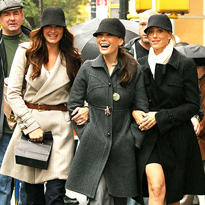 HAT TRICK photo | Brooke Shields, Kim Raver, Lindsay Price