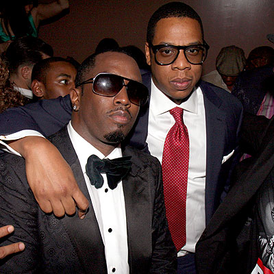 MADE IN SHADES photo | Jay-Z, Sean \P. Diddy\ Combs