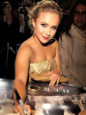 Stick with the Gold Hayden! → 1 Comment. Posted in Hayden Panettiere