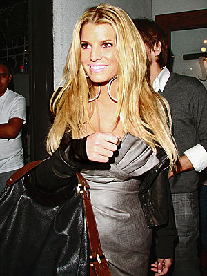 THE &#39;MANE&#39; EVENT photo | Jessica Simpson