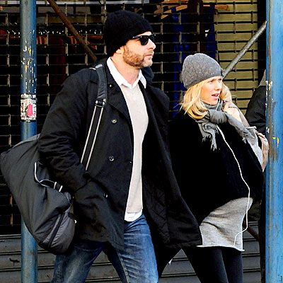 TRAIL BLAZERS photo | Liev Schreiber, Naomi Watts