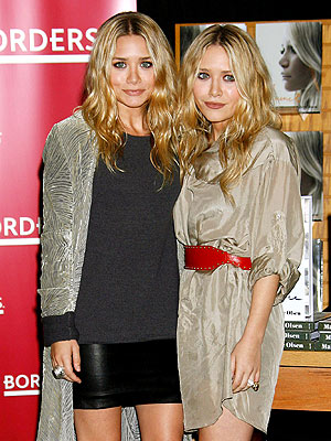 BOOK CLUB photo | Ashley Olsen, Mary-Kate Olsen