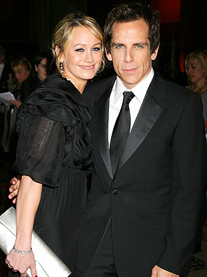 SHOW HIM THE FUNNY photo | Ben Stiller, Christine Taylor