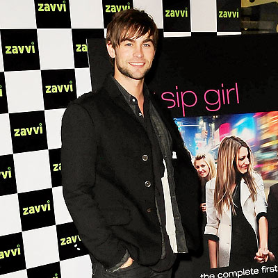 TALK OF THE TOWN photo | Chace Crawford