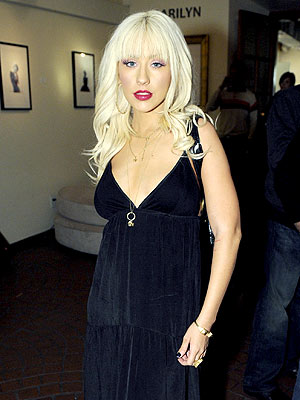 GAME ON photo | Christina Aguilera